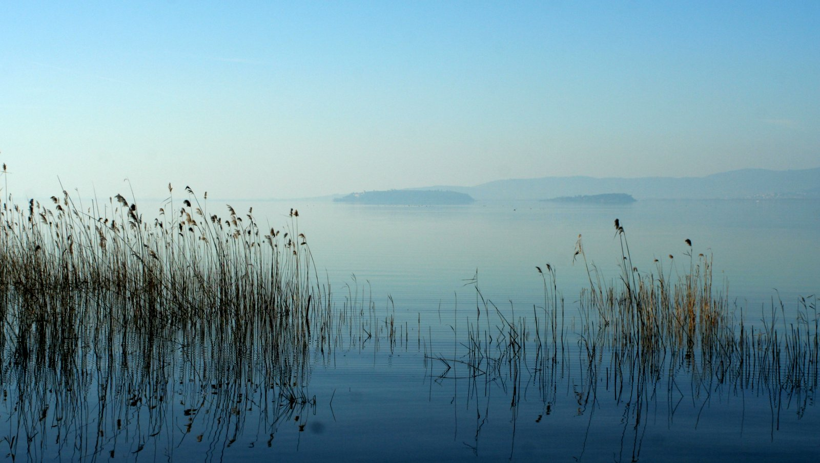 Lago Trasimeno Winter