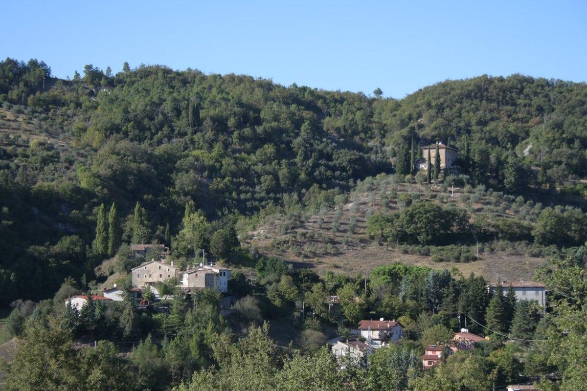 Wanderung Montone Valcelle